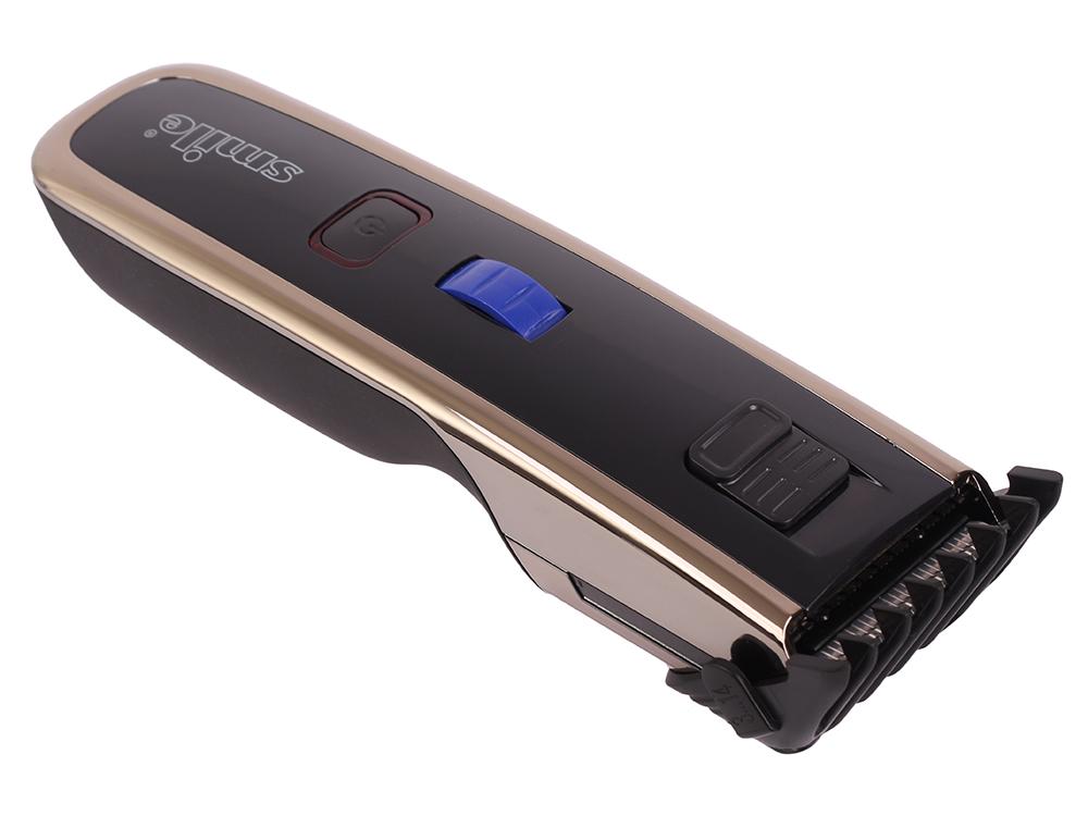 Машинка для стрижки SMILE НСМ 3103 черн/хром