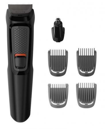 Машинка для стрижки бороды Philips MG3710/15 чёрный philips hd3197 03