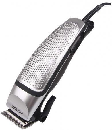 Машинка для стрижки волос Viconte VC-1470 серебристый