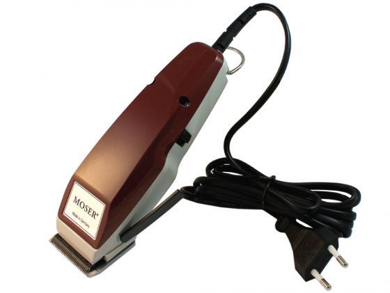 Машинка для стрижки Moser 1400-0051 moser машинка для стрижки аккумулятор сеть moser li pro