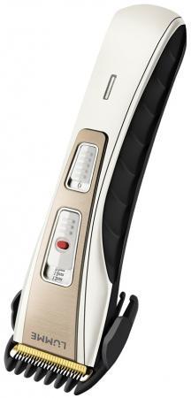 Машинка для стрижки волос Lumme LU-2512 белый жемчуг машинка для стрижки волос lumme lu 2511 серый жемчуг