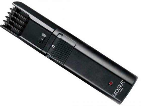 Машинка для стрижки волос Moser 1574-0050 чёрный машинка для стрижки волос moser 1584 0050 li pro mini