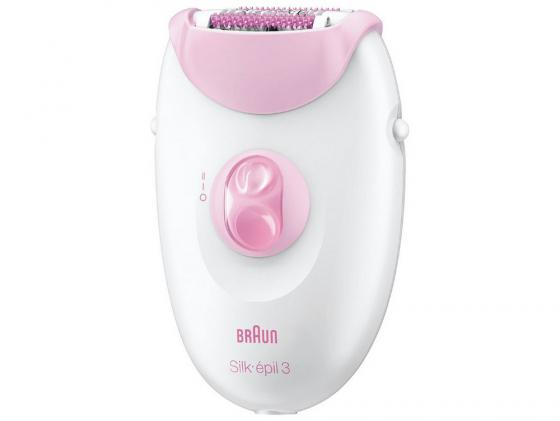 Эпилятор Braun 3370 Silk-epil Soft Perfection