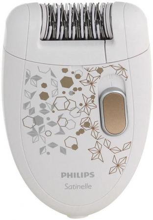 Эпилятор Philips HP6425/02 белый