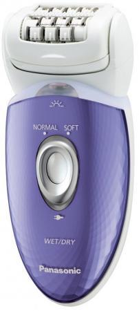 Эпилятор Panasonic ES-ED23-V520 белый/фиолетовый es 05 white