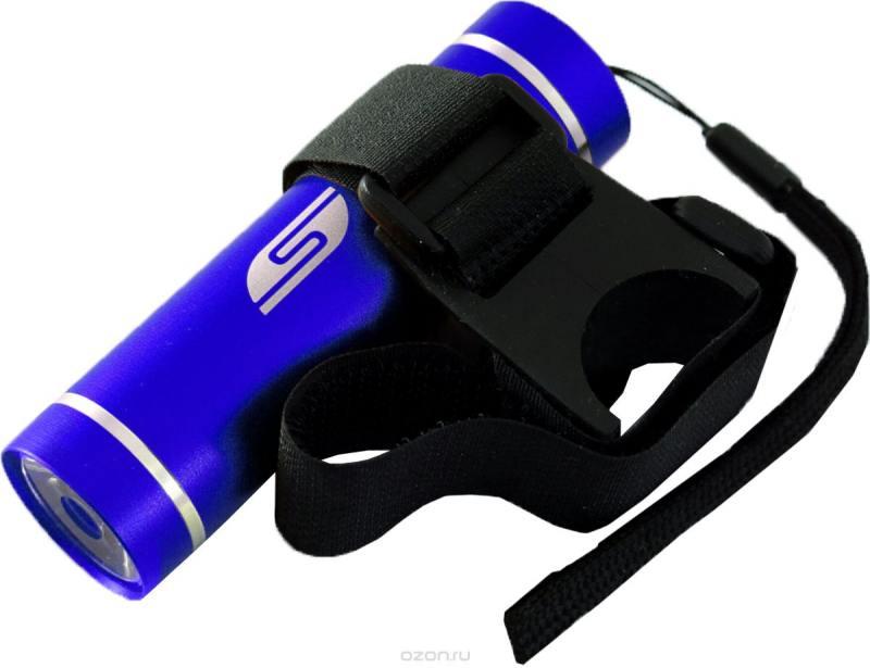 Фонарь Solaris T-5V светодиодный велосипедный синий frosted handbag wide shoulder strap winter fashion wild shoulder messenger messenger bag