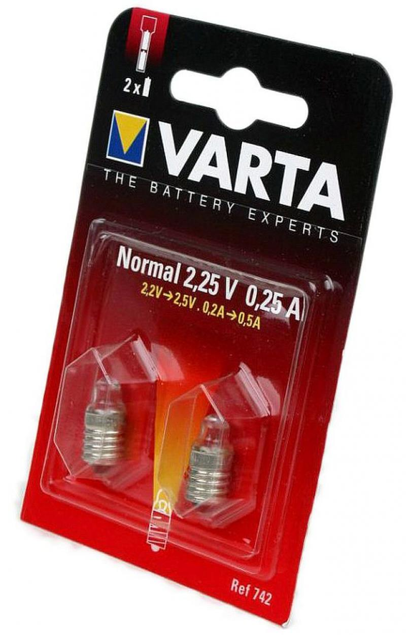 Лампа для фонарика Varta 742