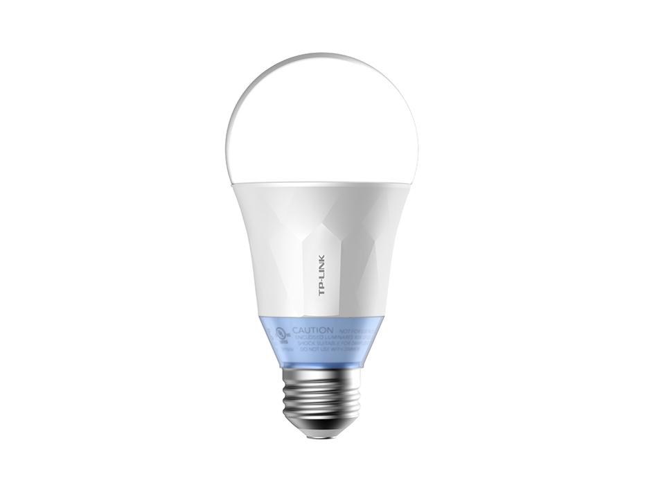 Умная Wi-Fi лампа  TP-LINK  LB120 Умная LED Wi-Fi лампа с регулировкой теплоты света wi fi роутер tp link td w8961n