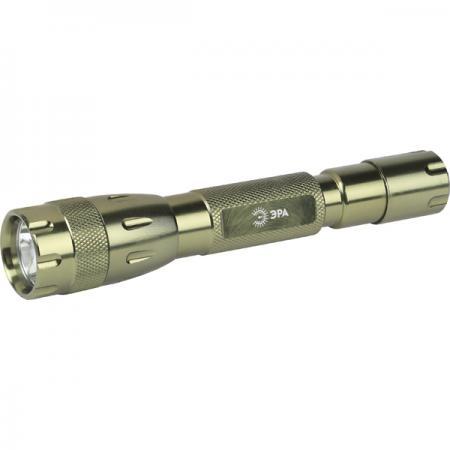ЭРА C0044767 Фонарь SD3W {3 Вт светодиод, алюминий, ремешок на запястье, 2хАА в комплект не входят}
