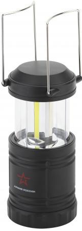 ЭРА Б0030188 Кемпинговый фонарь KB-502 Заря {3х1,5Вт СОВ светодиода, алюминий, магнит, ушко для подв