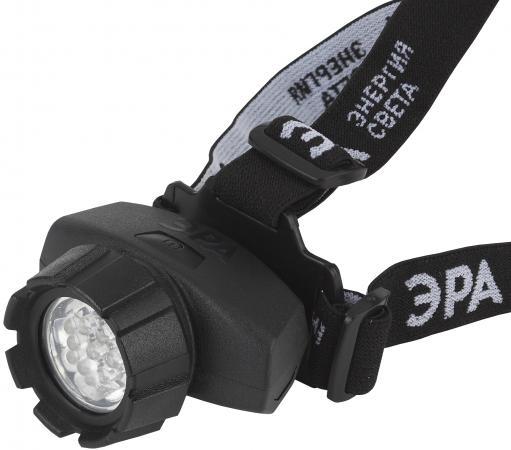 ЭРА Б0031382 Налобный фонарь GB-602 {7 светодиодов, 3хААА в комплект не входит, 4 режима}