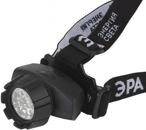 ЭРА Б0031383 Налобный фонарь GB-603 {14 светодиодов, 3хААА в комплект не входит, 4 режима}