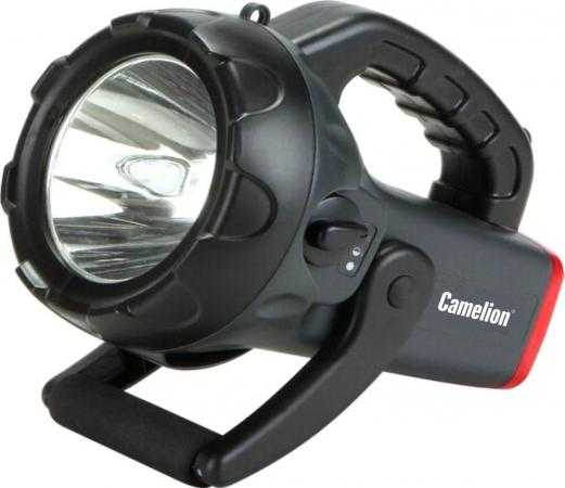 Фонарь CAMELION 2931R2 10W CREE LED 4В 4Ач карбон аккумуляторный free shipping original jetbeam rrt 2 cree xm l2 led 550 lumens flashlight daily torch compatible with cr123 18650 battery