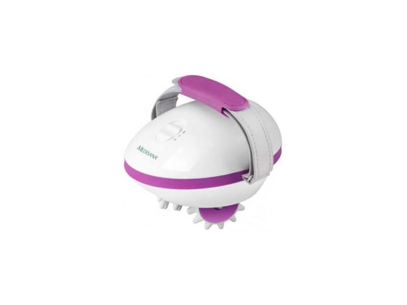 Массажер Medisana AC 850 бело-розовый 88540