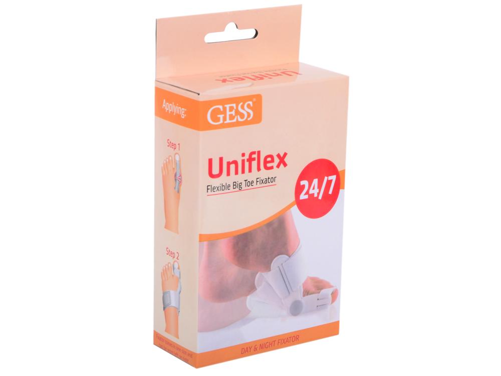 цена на Гибкий фиксатор для пальца стопы Uniflex