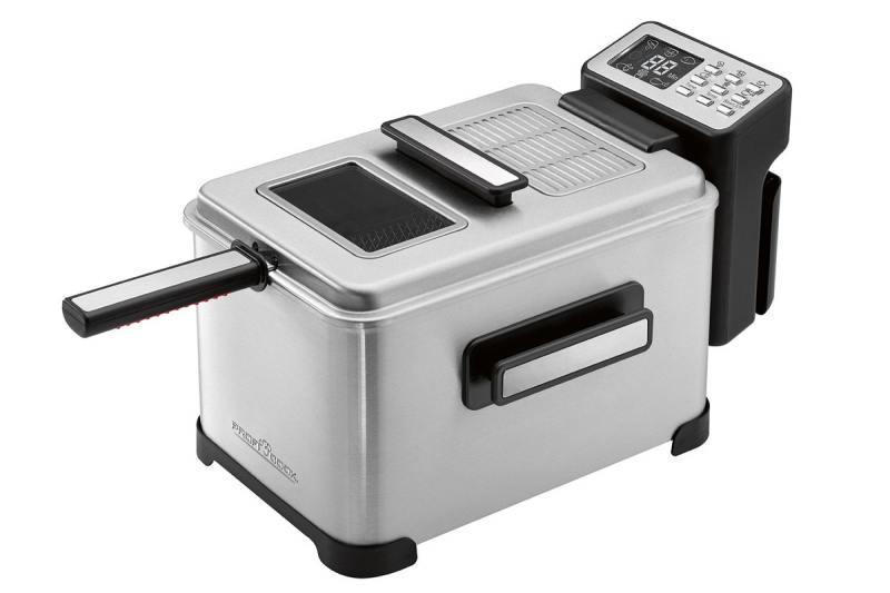 Фритюрница Profi Cook PC-FR 1088 серый цена и фото
