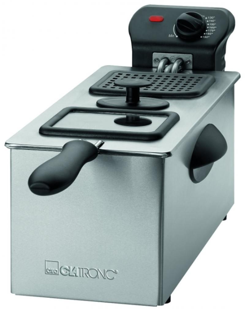 цена на Фритюрница Clatronic FR 3587 inox