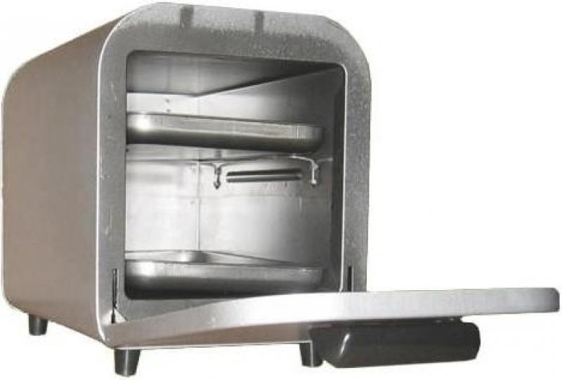 Мини-печь Кедр 0.625/220 серый ШЖ-0.625.220