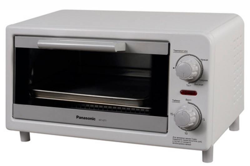 Мини-печь Panasonic NT GT1WTQ белый