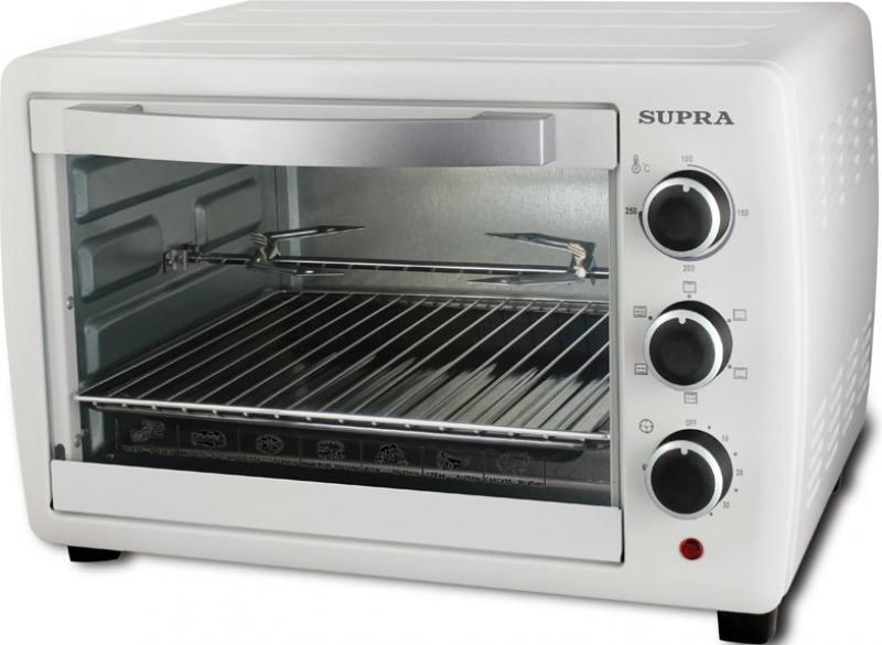 Мини-печь Supra MTS-221 белый 10812
