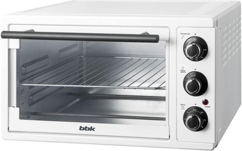 BBK OE2341M Белый мини-печь микроволновая печь bbk 23mws 927m w 900 вт белый