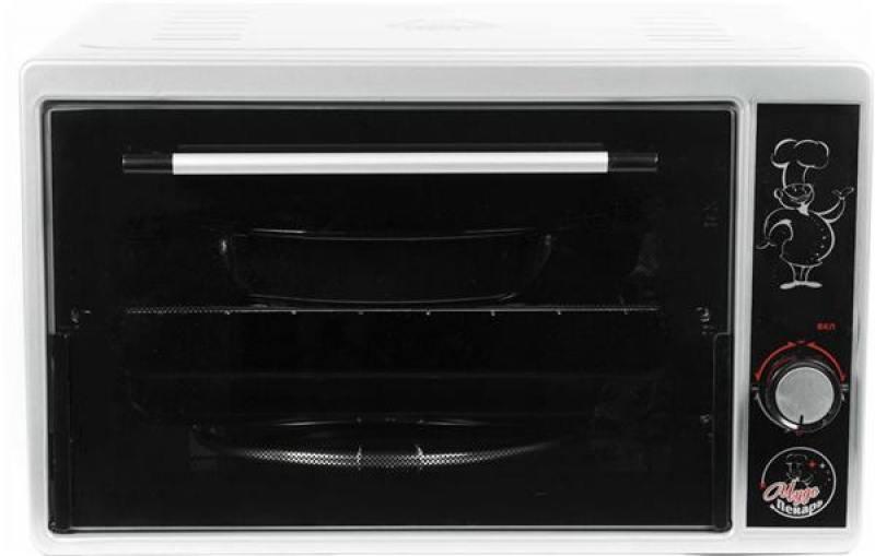 Мини-печь Чудо Пекарь ЭДБ-0121 серебристый металлик