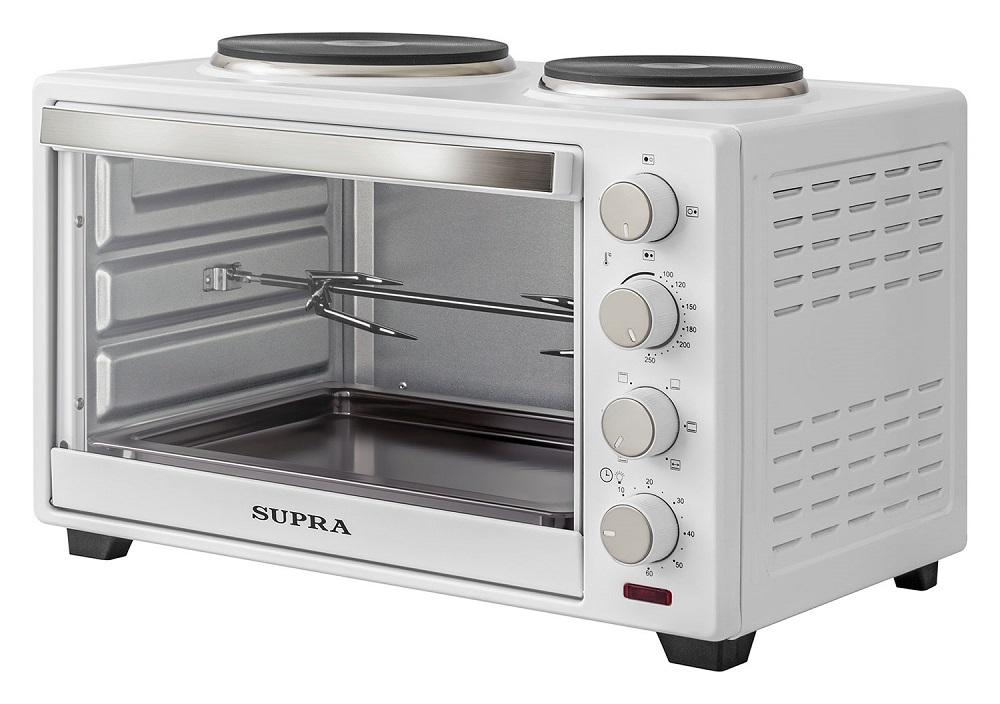 Мини-печь Supra MTS-324 белый мини печь supra mts 340 black