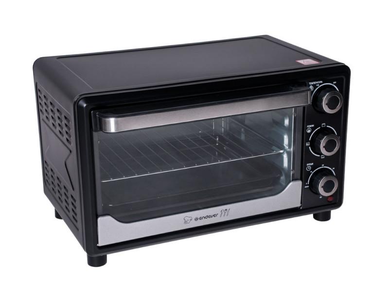 Мини-печь Endever Danko 4025, чёрный, 1500 Вт., объем 25 л.