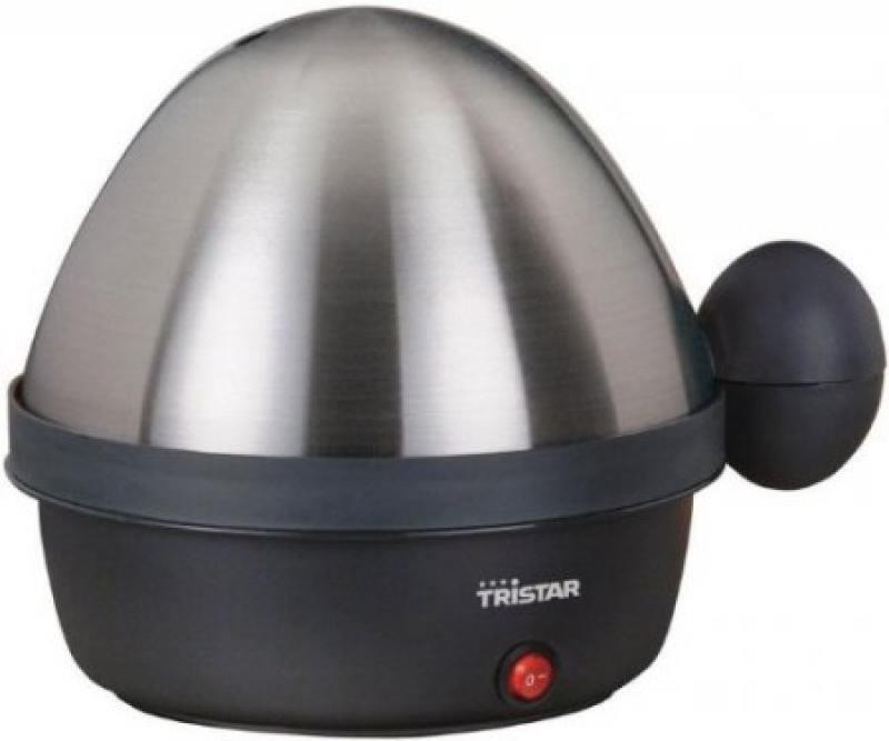 Яйцеварка Tristar EK-3076 360 Вт серебристый черный EK-3076
