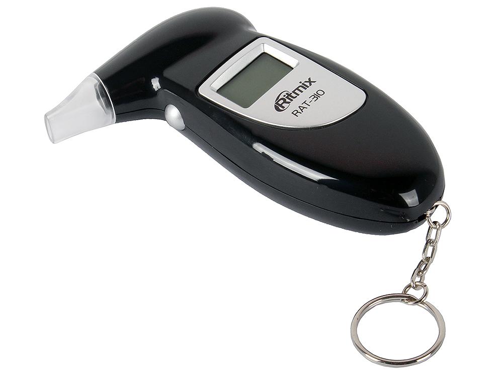 Алкотестер Ritmix RAT-310 (Предназначен для проведения персонального измерения концентрации алкоголя