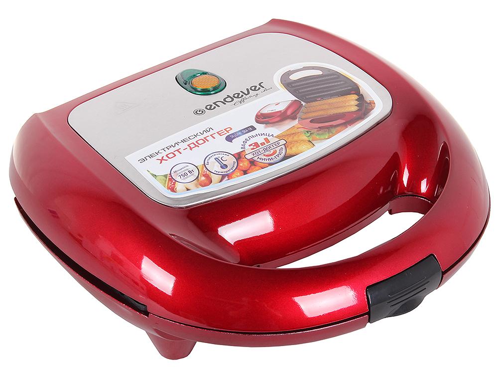Прибор для приготовления хот-догов ENDEVER Skyline SM-18 аппарат для хот догов спектр прибор мечта эс 0 8 220