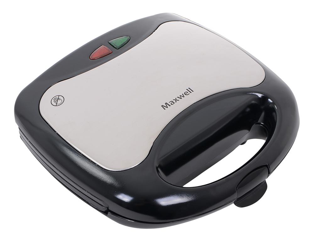 Сэндвич-тостер MAXWELL MW-1552 BK