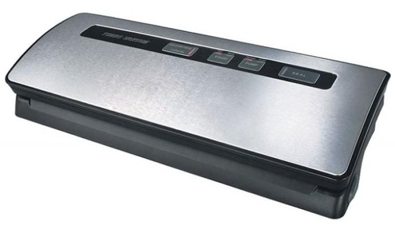 Упаковщик вакуумный Redmond RVS-M020 (бронза) вакуумный упаковщик redmond rvs m020 бронза черный