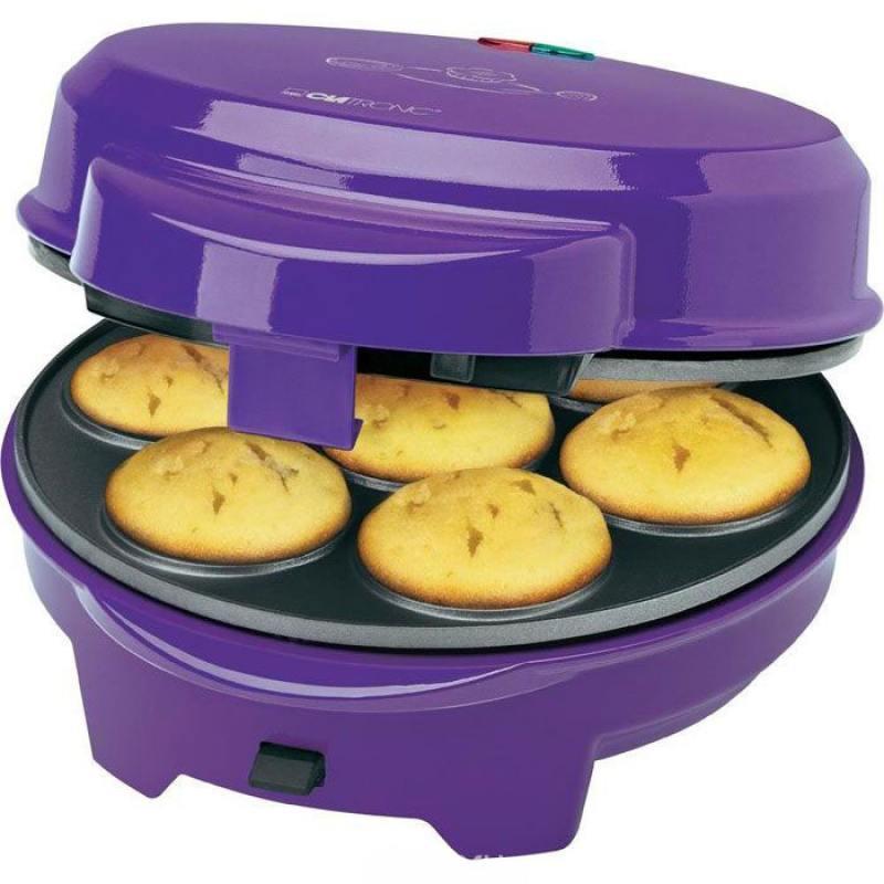 Прибор для приготовления кексов Clatronic DMC 3533 lila 3 in 1 dmc 3