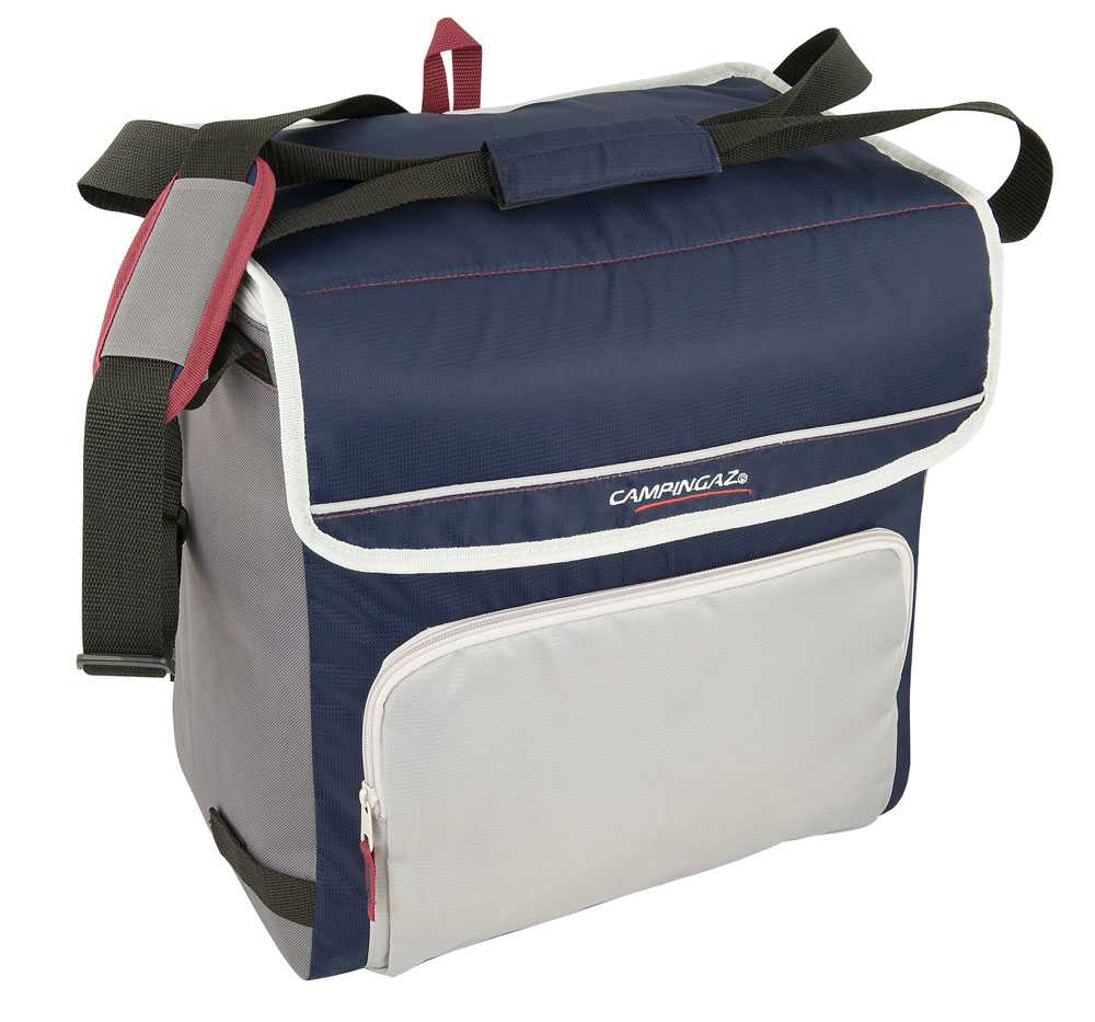 Сумка изотермическая CG FOLD'N COOL 30L (объём 30л, темно-синий) палантин vip collection vip collection mp002xw0ixer
