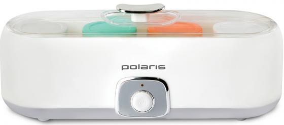 Йогуртница Polaris PYM 0104 20Вт белый от OLDI