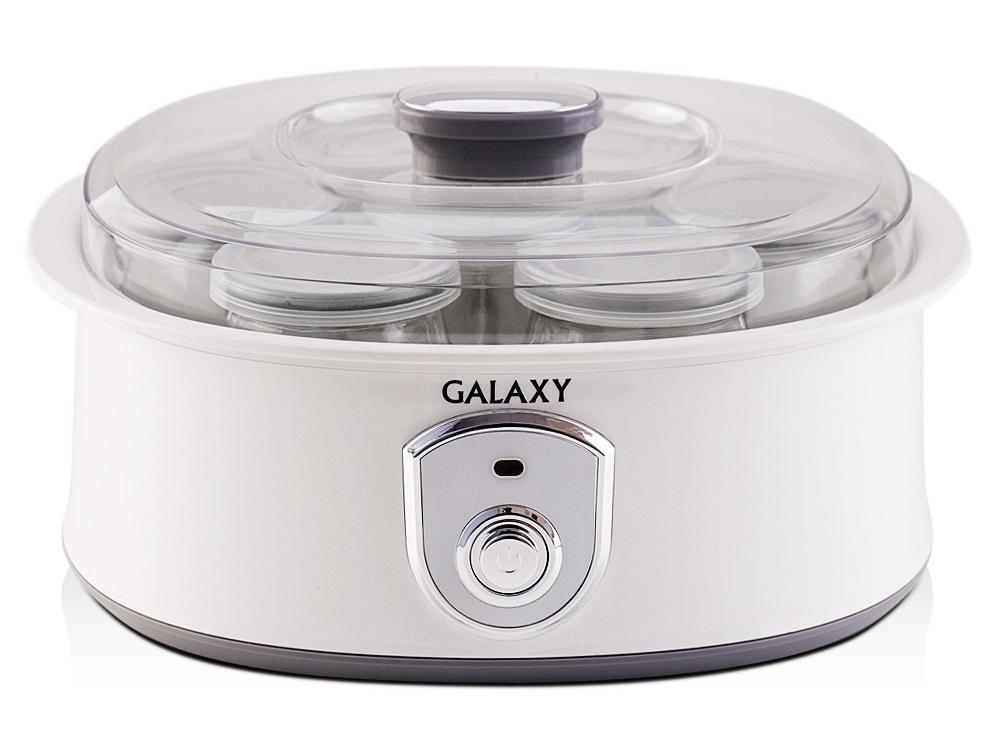 Йогуртница Galaxy GL2690 белый