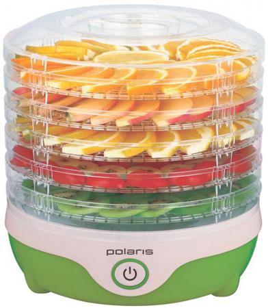 Сушилка для овощей и фруктов Polaris PFD 0305 белый сушилка для овощей и фруктов polaris pfd 0305