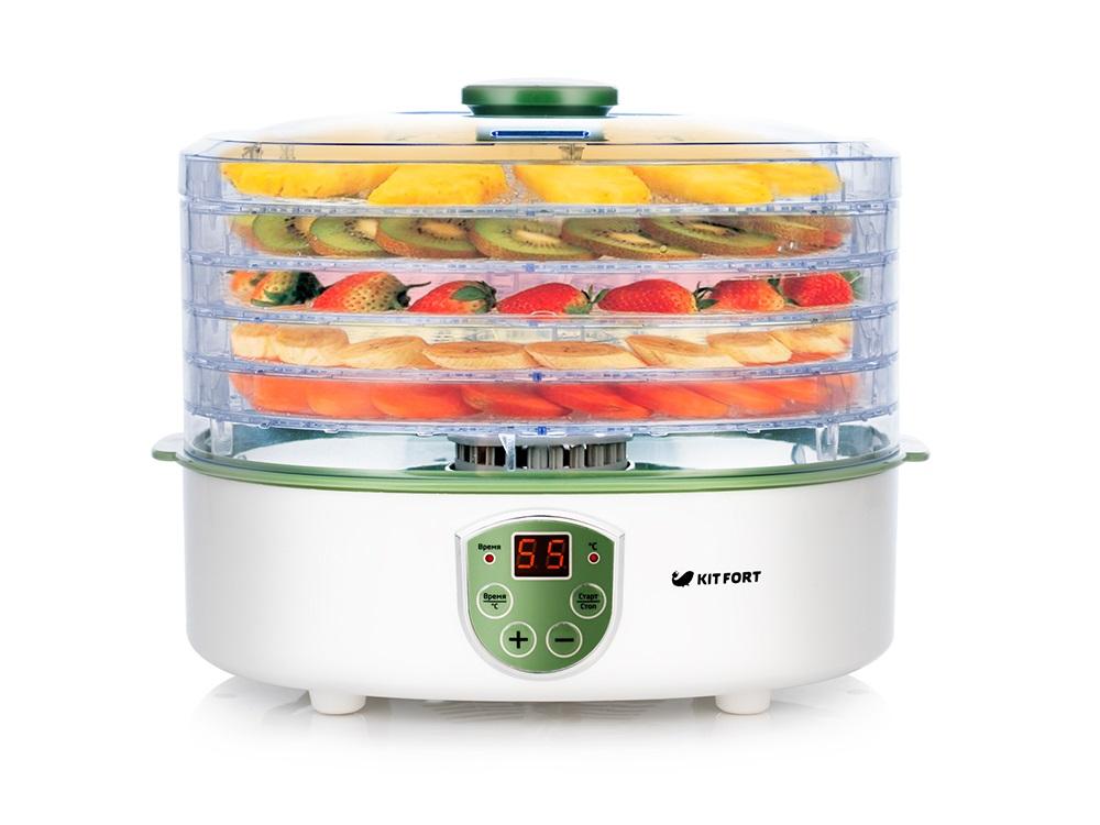 Сушилка для овощей и фруктов Kitfort KT-1902 250 Вт