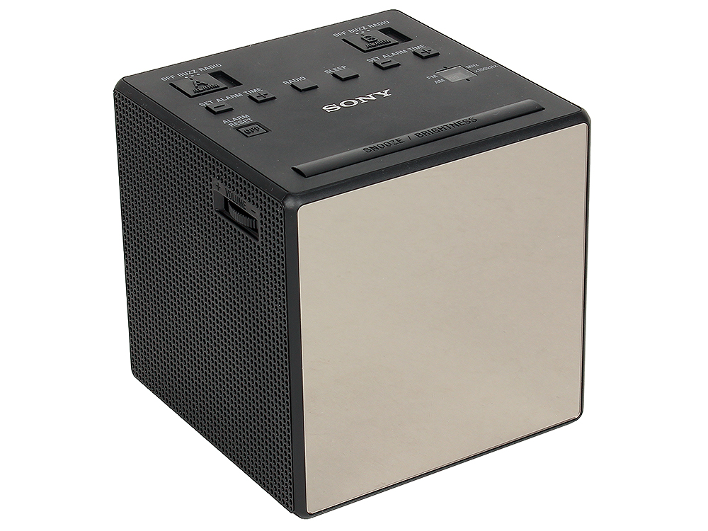 цена на Радиоприемник SONY ICF-C1T Черный