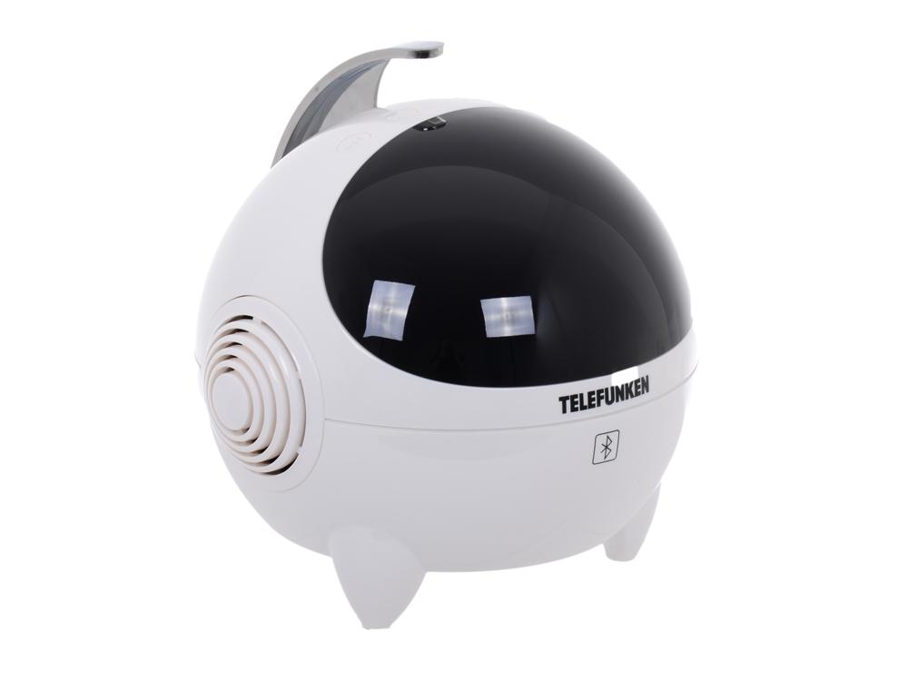 Радиоприемник TELEFUNKEN TF-1634UB (белый с синим)