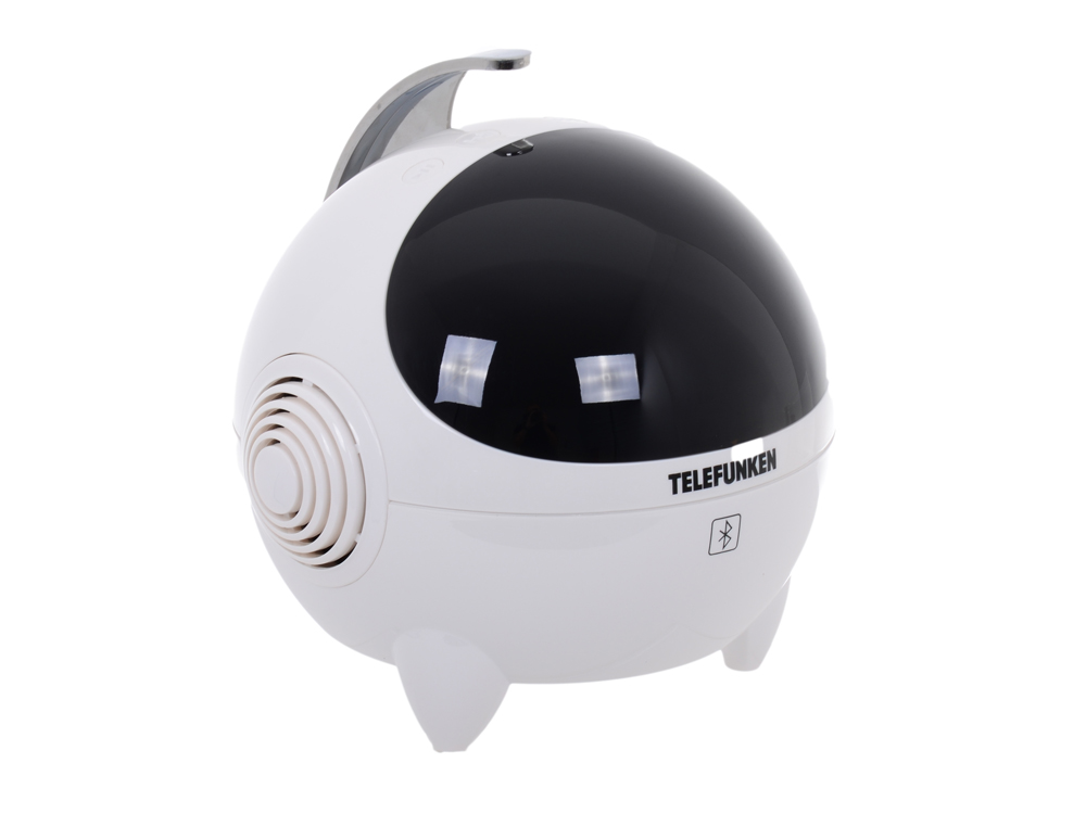 Радиоприемник TELEFUNKEN TF-1634UB (белый с синим) от OLDI