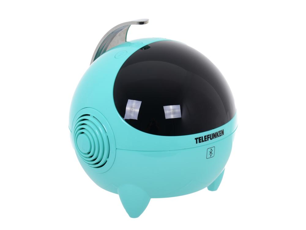Радиоприемник TELEFUNKEN TF-1634UB (мятный с белым) от OLDI