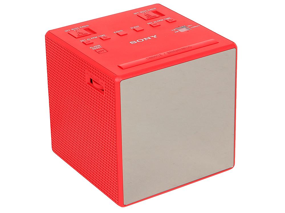 Радиоприемник SONY ICF-C1T Красный от OLDI