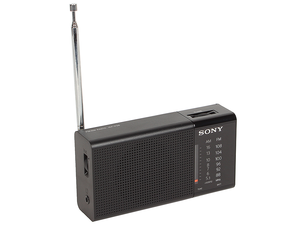 Радиоприемник SONY ICF-P36 радиобудильник sony icf c1