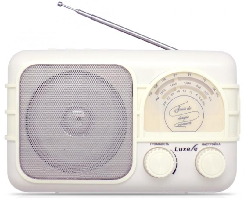 Радиоприемник Сигнал Luxele РП-111 сигнал electronics рп 204
