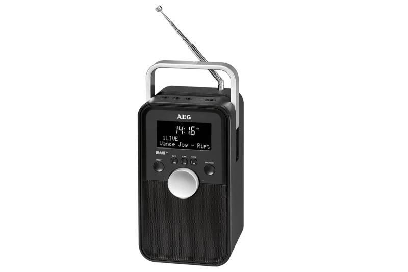 Радиоприемник AEG DR 4149 черный