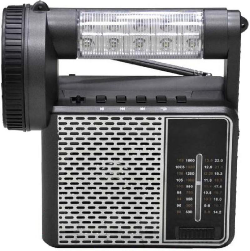 Радиоприемник Сигнал VIKEND PATRIOT черный