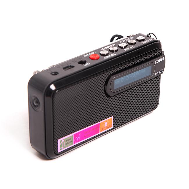 Радиоприемник Сигнал РП-225 черный сигнал electronics рп 204
