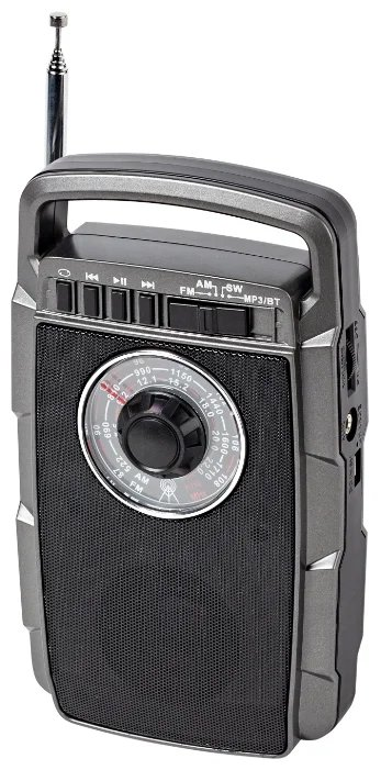 цена на Радиоприемник MAX MR-322 Антрацит